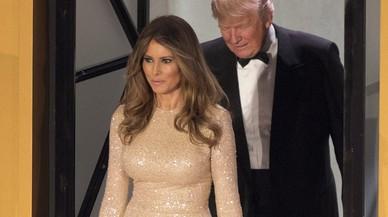 ¿Ha elegido Melania Trump a Ralph Lauren y Karl Lagerfeld para la investidura?