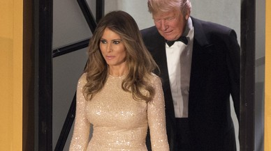 ¿Melania Trump ha triat Ralph Lauren i Karl Lagerlfeld per a la investidura?
