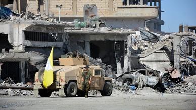 El Estado Islámico asesina a 116 personas en una localidad del este de Siria