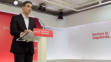El CIS reforça Pedro Sánchez