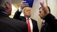 Trump se consolida y Clinton sufre