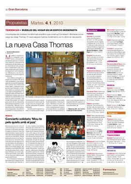 La nueva casa thomas - Cubina barcelona ...