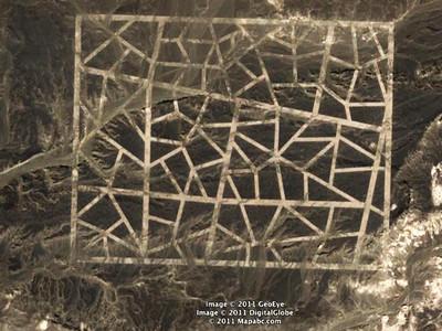 Un experto de la NASA desvela la funci�n de las extra�as estructuras de China