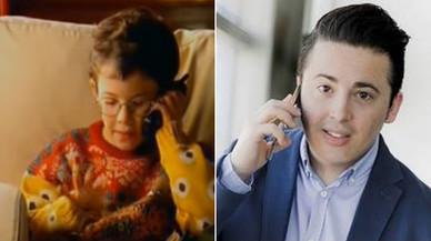 """El niño del anuncio """"Hola, soy Edu, ¡Feliz Navidad!"""" se convierte en empresario digital"""