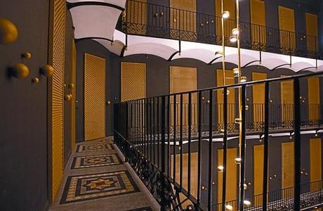 La hist�rica Fonda Espa�a renace como un hotel de cuatro estrellas
