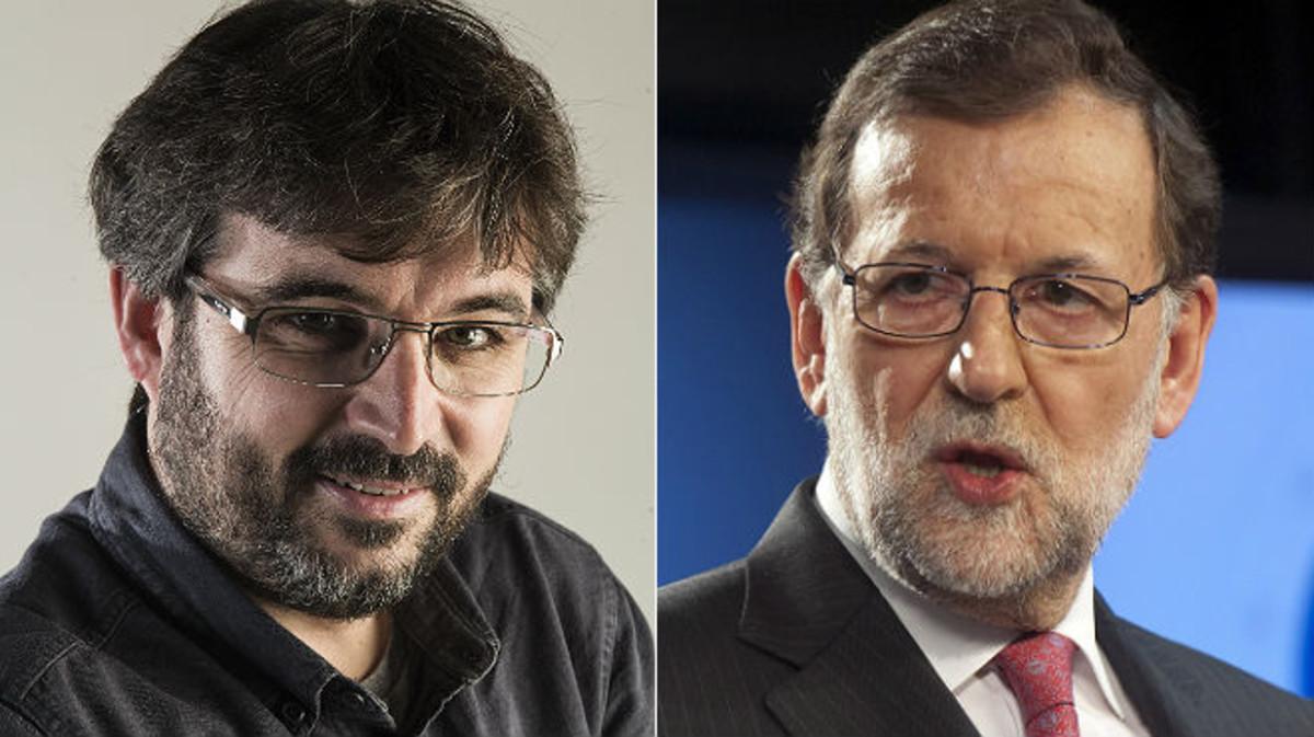 """Jordi Évole, a Mariano Rajoy: """"¿Con cuántos casos aislados la corrupción deja de ser aislada?"""""""
