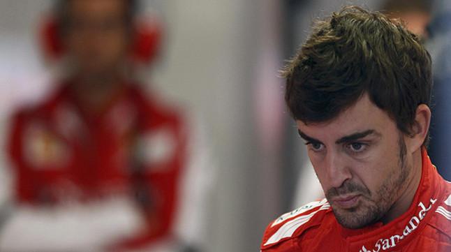 """Alonso: """"No me asusta estar ahora a 36 puntos de Vettel"""""""