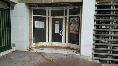 Nou atac a la seu de Ciutadans a L'Hospitalet: el cinquè en dos mesos