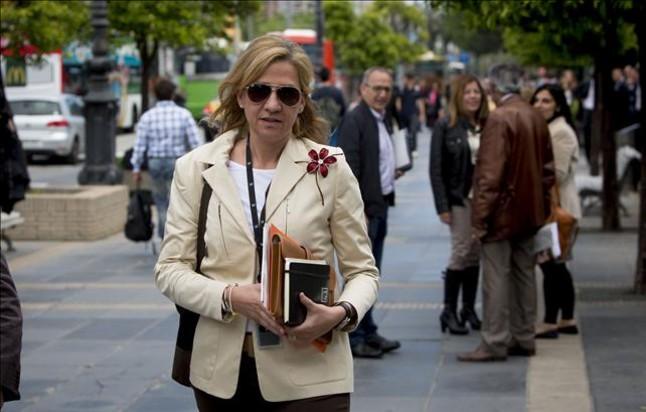 La infanta Cristina niega las ventas de fincas y tierras que le atribuye la Agencia Tributaria