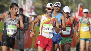 García Bragado s'acomiada amb dignitat en els seus setens Jocs