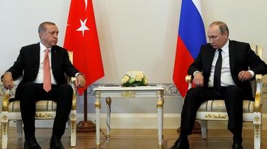 Turquia mira cap a Rússia