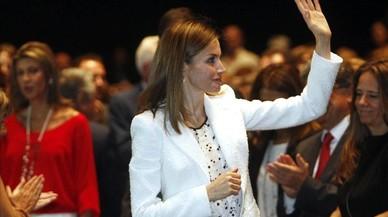 La fiscalia demana 7.200 euros de multa a una dona per insultar la reina Letizia a les xarxes socials