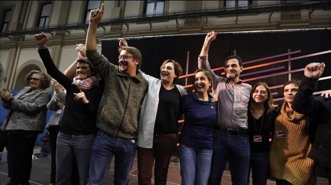 L'esquerra catalana es rearma
