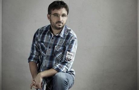 El periodista Jordi Évole.
