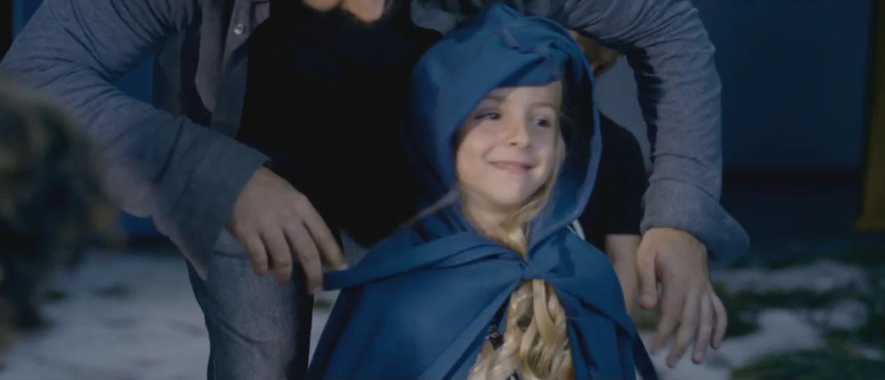 Un 'Juego de tronos' con niños de 6 años
