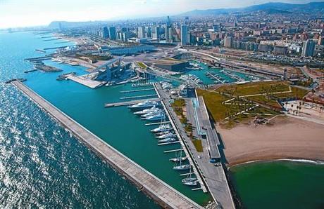 La megadisco de Nouvel 'allargar�' la Diagonal fins al Port F�rum el 2013