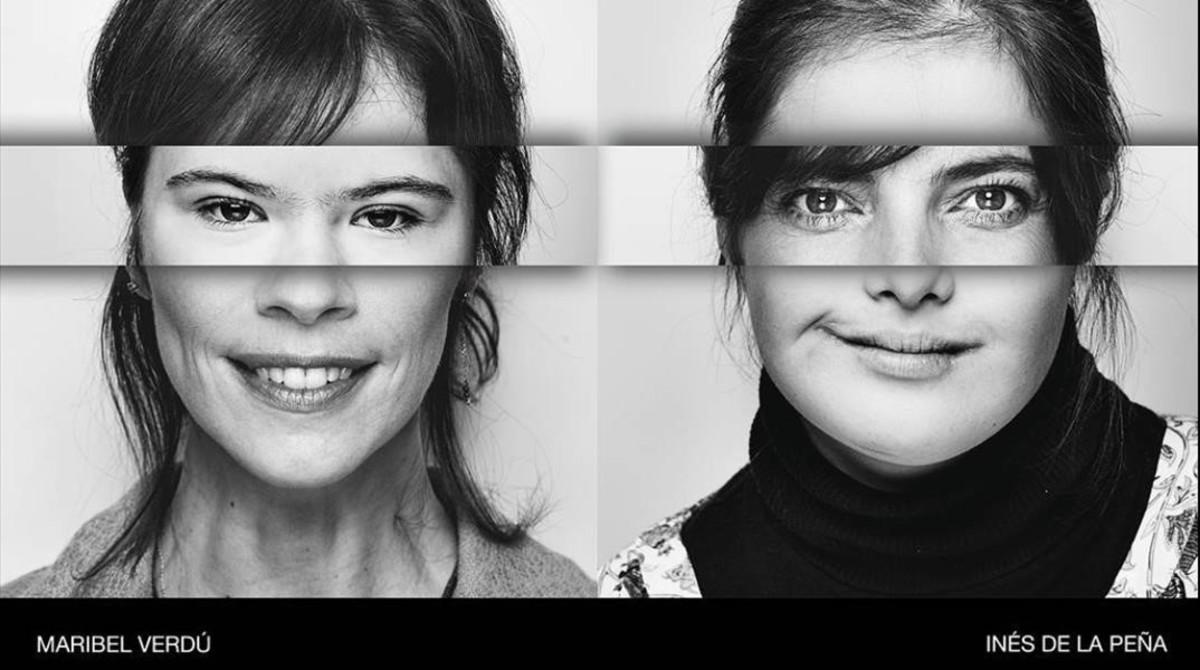 150 famosos prestan su mirada al Síndrome de Down