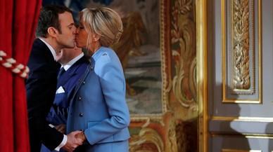 Macron blinda su vida privada ante la prensa rosa