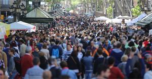 Los libros más vendidos de Sant Jordi 2016