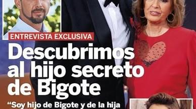 La portada de la revista 'Lecturas' del jueves, 1 de diciembre del 2016.