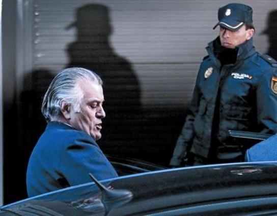 El juez halla en Suiza otros 25 millones de B�rcenas