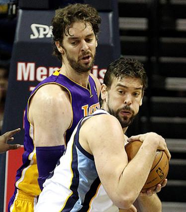 Los Grizzlies prolongan la pesadilla de los Lakers (106-93)