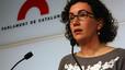 """Marta Rovira, sobre l'enquesta que situa ERC al capdavant: """"L'objectiu és el país, no el partit"""""""