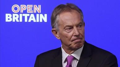 Blair encara veu possible evitar un 'brexit' dur