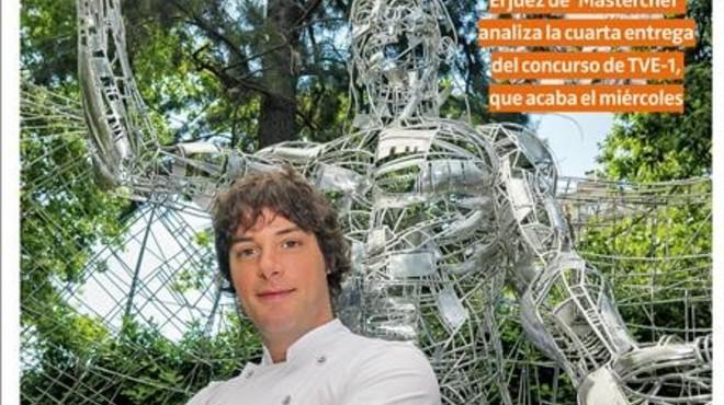Jordi Cruz parla de la final de 'Masterchef'