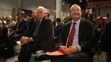 """Borrell critica el """"nivel de comprensión intelectual muy bajo"""" del argumentario independentista"""