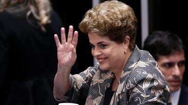 El Senat del Brasil destitueix Rousseff