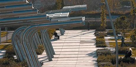 Can Rigal abre dos hect�reas de su inmensa zona verde