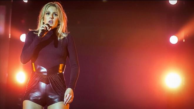 Ellie Goulding, en el Sant Jordi Club.