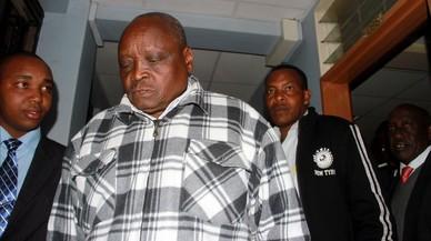 Detingut el cap de l'equip d'atletisme de Kenya per dopatge