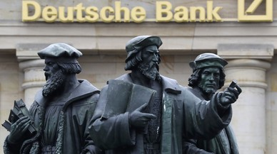 Multa al Deutsche Bank de 425 milions de dòlars per rentat de diners