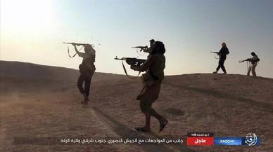 El Ejército sirio rompe un asedio de tres años del Estado Islámico en Deir Ezzor