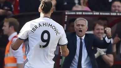 Mourinho s'estrena amb victòria