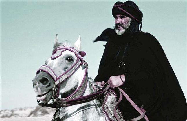 Aventuras en el desierto con Sean Connery