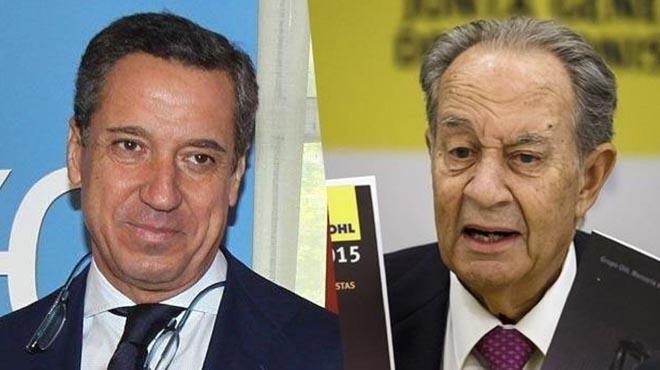 Eduardo Zaplana i l'empresari Villar Mir, investigats pel jutge Velasco en l'operació Lezo