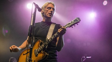 Paul Weller, veterano en mutación
