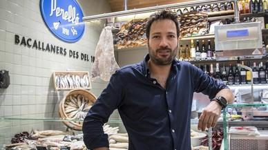 """Ricard Perelló: """"El mercat culturalitza i no només en gastronomia"""""""