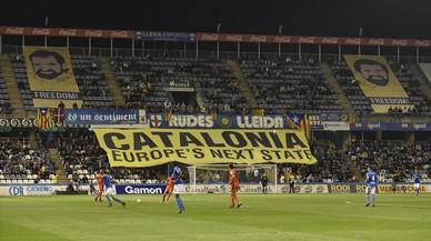 Els clubs catalans reaccionen contra l'empresonament de Junqueras i els exconsellers