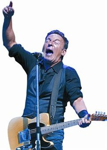 Y Bruce Springsteen dedic� 'The river' a Nacho_MEDIA_2