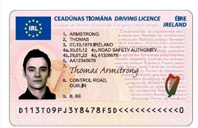 Entra en vigor el nuevo carnet de conducir único europeo