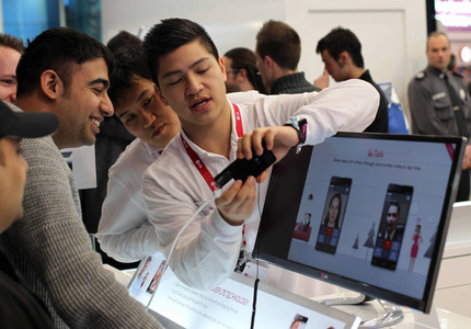 TERCERA JORNADA DEL MOBILE WORLD CONGRESS