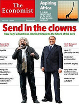 La portada de 'The Economist'.