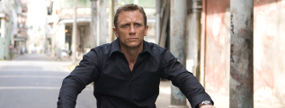 De 'Quantum of Solace' con el James Bond Daniel Craig a 'Tibur�n'