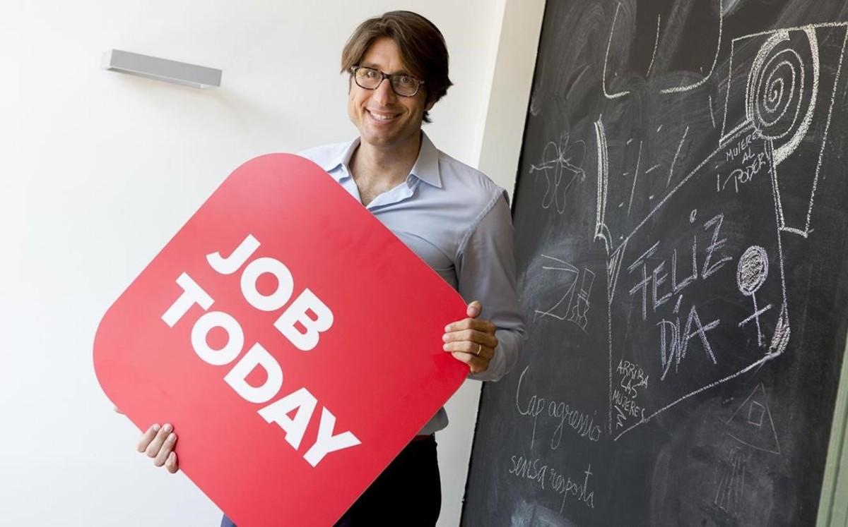 El empleo se va a las 39 apps 39 for Ups oficinas barcelona