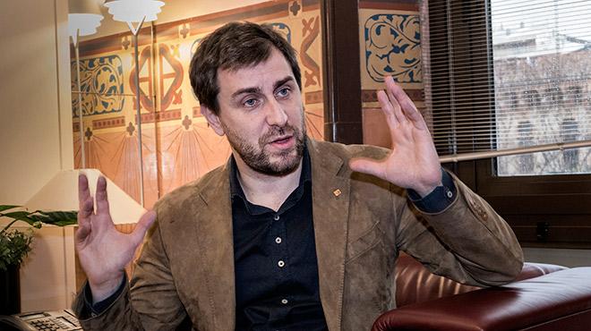Entrevista a Antoni Comín