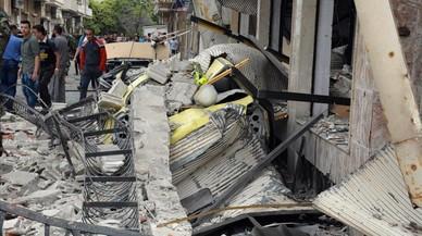 Les nombroses morts de civils en la lluita contra l'Estat Islàmic indignen l'ONU